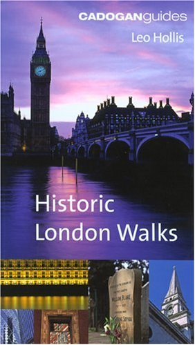 The best books on Why Cities Are Good For You - Historic London Walks by Leo Hollis