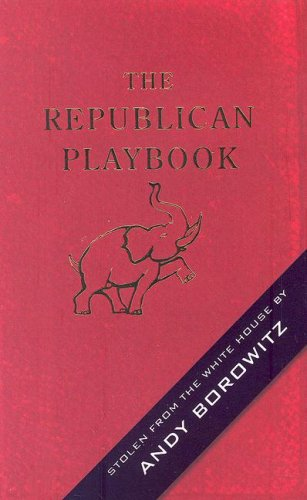 Andy Borowitz recommends the best Comic Writing - The Republican Playbook by Andy Borowitz