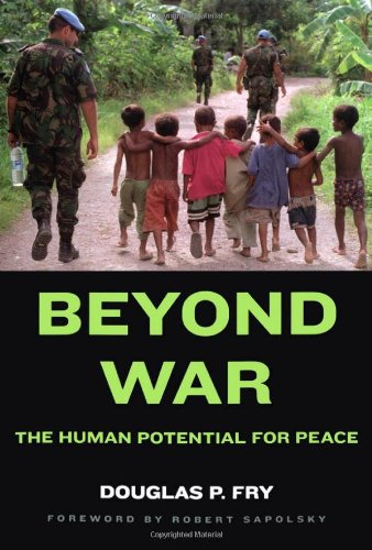 The best books on Peace - Beyond War by Douglas Fry