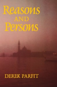 The best books on Ethical Problems - Reasons and Persons by Derek Parfit