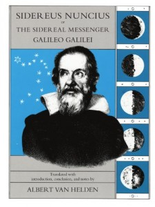 Sidereus Nuncius by Galileo Galilei