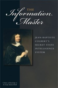 The best books on The History of Information - The Information Master by Dr Jacob Soll
