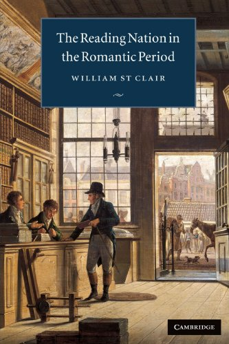 The best books on Life in the Victorian Age - The Reading Nation in the Romantic Period by William St Clair