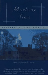 The best books on Perspectives of World War II - Marking Time by Elizabeth Jane Howard