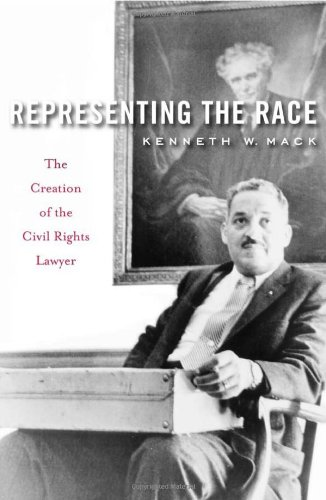 The best books on Race and the U. S. Law - Representing the Race by Kenneth W Mack & Kenneth W. Mack