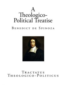 The best books on God - Tractatus Theologico-Politicus by Spinoza
