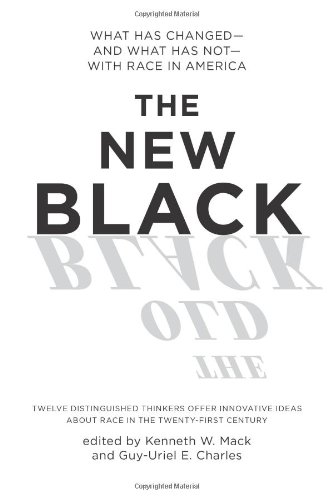 The best books on Race and the U. S. Law - The New Black by Kenneth W Mack & Kenneth W. Mack