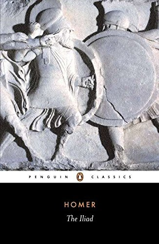 The best books on War Writing - The Iliad by Homer