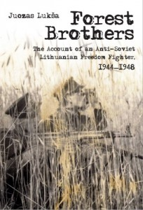 Books on the Aftermath of World War II - Forest Brothers by Juozas Luksa