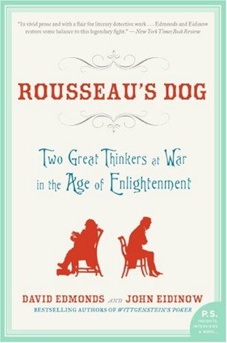 The best books on Ethical Problems - Rousseau's Dog by David Edmonds