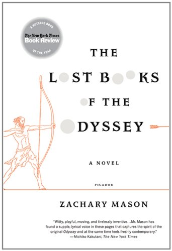 The Lost Books of the Odyssey by Zachary Mason