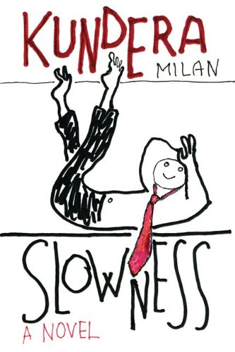 The best books on Slow Living - Slowness by Milan Kundera