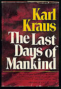Niall Ferguson on His Intellectual Influences - The Last Days of Mankind by Karl Kraus