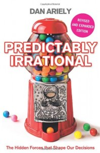 The best books on Decision-Making - Predictably Irrational by Dan Ariely