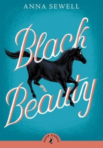 Audrey Penn recommends her Favourite Teenage Books - Black Beauty by Anna Sewell