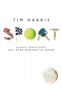 The best books on The Spirit of Sport - Sport by Tim Harris
