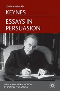 The best books on Utopia - Essays in Persuasion by John Maynard Keynes