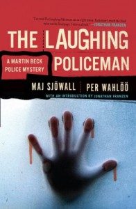 The best books on Swedish Crime Writing - The Laughing Policemen by Maj Sjöwall and Per Wahlöö