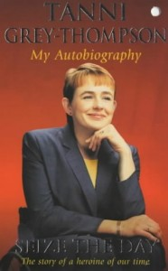 The best books on The Spirit of Sport - Seize the Day by Tanni Grey-Thompson