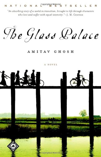 Ahmede Hussain on South Asian Literature - The Glass Palace by Amitav Ghosh