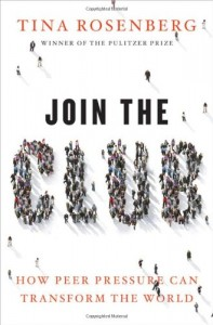 The best books on 21st Century Foreign Policy - Join the Club by Tina Rosenberg