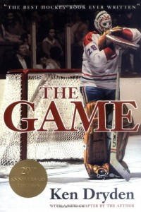The best books on Ice Hockey - The Game by Ken Dryden