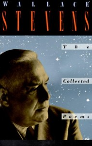 The best books on Inspiration for Writing and Art - Collected Poems of Wallace Stevens by Wallace Stevens