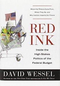 The best books on Why Economic History Matters - Red Ink by David Wessel