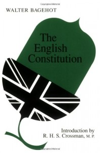 The best books on The Queen - The English Constitution by Walter Bagehot