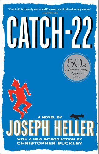 The best books on War Writing - Catch 22 by Joseph Heller