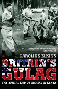 The best books on The Mau Mau Uprising and The Fading Empire - Britain's Gulag by Caroline Elkins