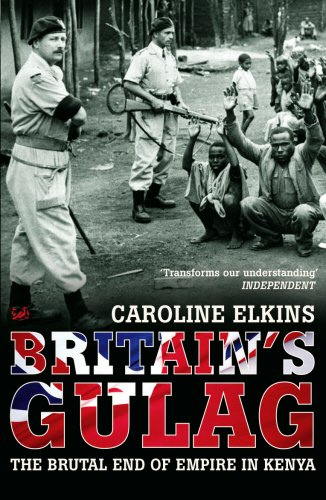 The best books on The Opium War - Britain's Gulag by Caroline Elkins