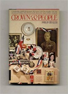 Crown and People by Philip Ziegler