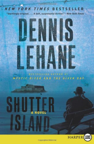 The best books on Swedish Crime Writing - Shutter Island by Dennis Lehane