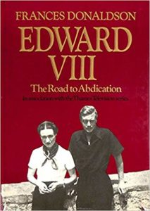 The best books on The Queen - Edward VIII by Frances Donaldson