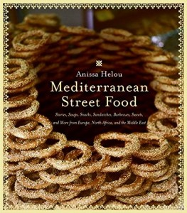 The best books on Greek Cooking - Mediterranean Street Food by Anissa Helou