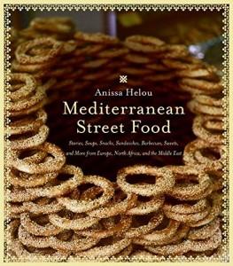 The best books on Greek Cooking - Mediterranean Street Food by Anissa Helou
