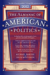 The best books on How Americans Vote - The Almanac of American Politics by Michael Barone and Chuck McCutcheon