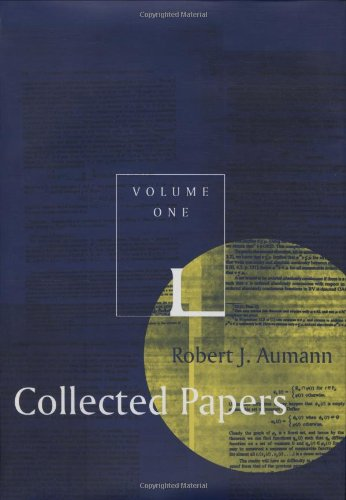 The best books on Game Theory - Collected Papers by Robert J Aumann
