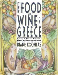 The best books on Greek Cooking - The Food and Wine of Greece by Diane Kochilas