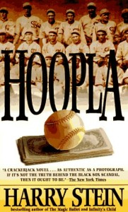 The Best Baseball Novels - Hoopla by Harry Stein