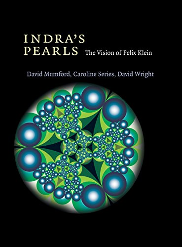 The best books on The Beauty and Fun of Mathematics - Indra's Pearls by Caroline Series and David Wright & David Mumford