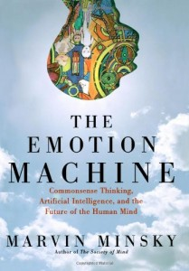 The best books on Identity and the Mind - The Emotion Machine by Marvin Minsky