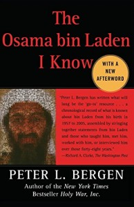 The best books on Osama bin Laden - The Osama bin Laden I know by Peter Bergen