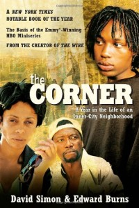 The best books on Slang - The Corner by David Simon and Edward Burns