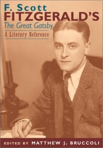 The best books on The Great Gatsby - F. Scott Fitzgerald's The Great Gatsby by Matthew J. Bruccoli