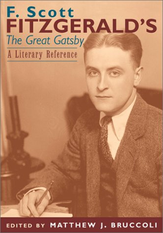 critical essays on the great gatsby ed scott donaldson Get this from a library critical essays on f scott fitzgerald's the great gatsby [scott donaldson.