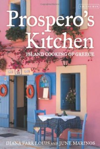 The best books on Greek Cooking - Prospero's Kitchen by Diana Farr Louis and June Marinos