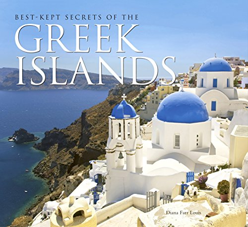 The best books on Greek Cooking - The Secrets of the Greek Islands by Diana Farr Louis & Diana Farr Louis and June Marinos