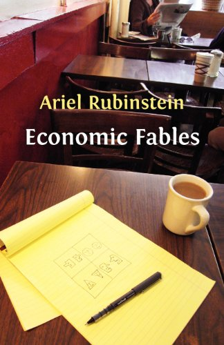The best books on Game Theory - Economic Fables by Ariel Rubinstein